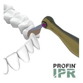 Pilniki Profin IPR LTA-P25/R fiolet prawy