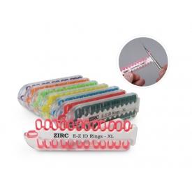 Pierścienie E-Z ID (System Neonowy 200szt.) XL 70Z010