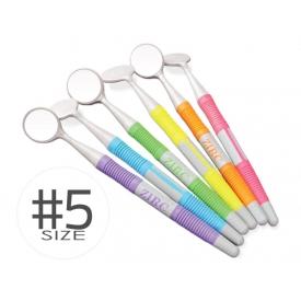 5 Lusterka Neon Soft Grip (12szt.) jednokolorowe 50Z364-NEON
