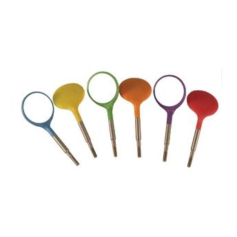 4 Lusterko Simple Stem 12 szt/jeden kolor 50Z392