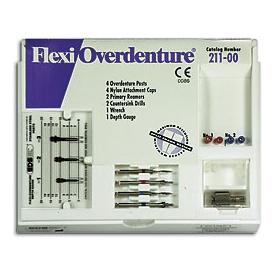Flexi-Overdenture Zestaw wprowadzający 212-00