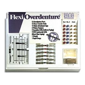 Flexi-Overdenture Complete Kit 215-00