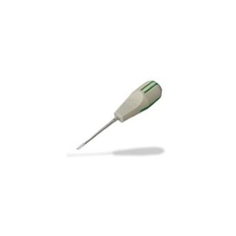 L2S 1mm przy szczycie lub aproxymalnie