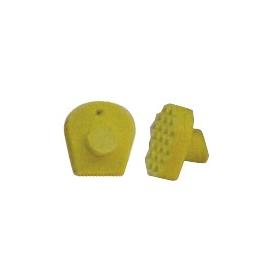 Kleszcze do koron Kit 3 pair plastic inserts 4562/1