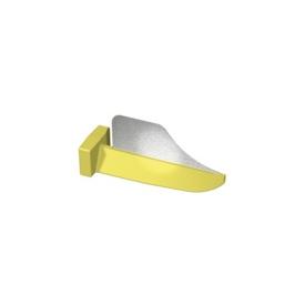 Formówki FenderWedge 36 szt. duże, żółte 602753
