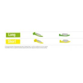 Formówki FenderMate Prime 100 szt. krótkie żółte 602808