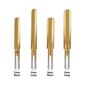 ostrze Luxatora szerokości 2mm/15mm długości 506444