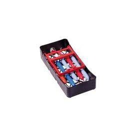 Kseta PractiPal Mini Trays czerwona 80x182x37 115051