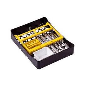 Kaseta PractiPal Compact File Set żółta 140x182x37 115202