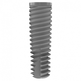 Narrow Implant Machined, Ø 3.3mm, L16mm TN33M16