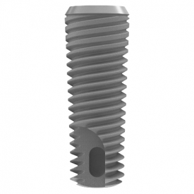 Vent Implant Machined, Ø 4.1mm, L6.5mm TV41M06