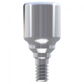 Healing Collar - Ø 5mm, H 6mm TVHC50-60