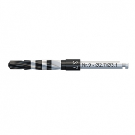 3.7 Soft Bone Drill - Long - 2.7/3.1 mm SBD-3.7L