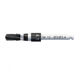 4.1 Soft Bone Drill - Short – 3.0/3.4 mm SBD-4.1S