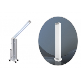 ZESTAW LAMPA PRZEPŁYWOWA SOLO V60 + Lampa UV-C 360°
