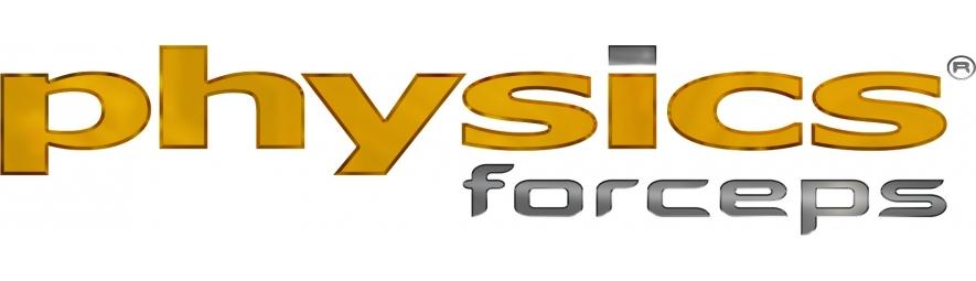 kleszcze Physics Forceps  Golden Misch