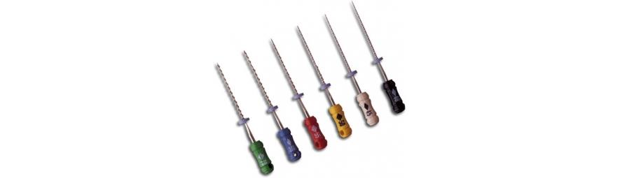 Endo-Express: System maszynowych narzędzi endodontycznych
